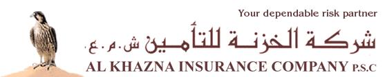 alkhazana insurance logo